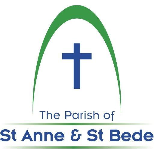 The Parish of St Anne and St Bede Logo